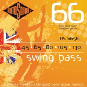 Rotosound Swing Bass 66 Extra Long (45-130)