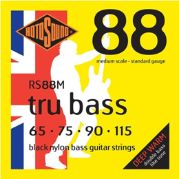 Rotosound Tru Bass 88 Medium Scale (65-115)