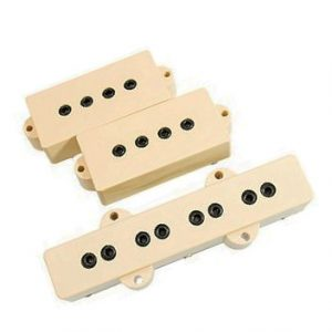 DiMarzio Model P/J Pickup Set (Cream)