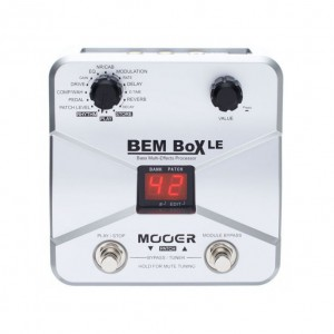 Mooer BEM Box Bass Multi Effect