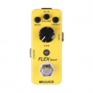 Mooer Flex Boost with EQ