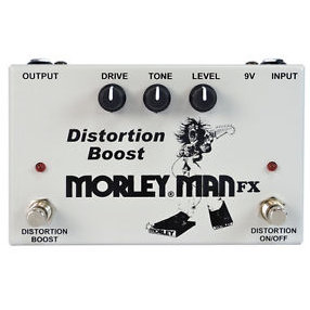 Morley Man Distortion Boost