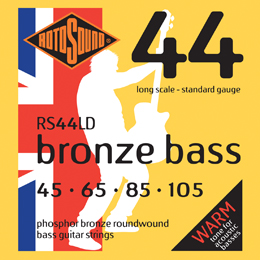 Rotosound Bronze 45-105