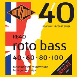 Rotosound Rotobass 40-100