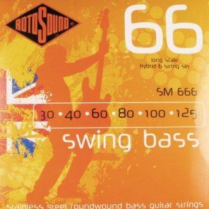 Rotosound Swing Bass 66 (30-125)