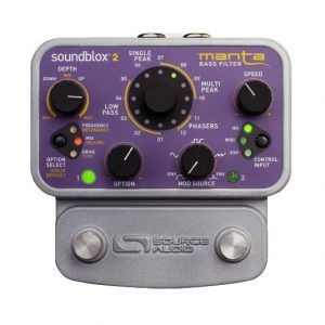 Source Audio Manta Bass Filter