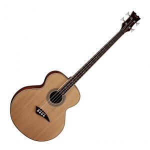 Dean EAB Acoustic 4-String Satin Natural