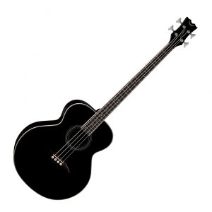 Dean EAB Acoustic 4-String Classic Black
