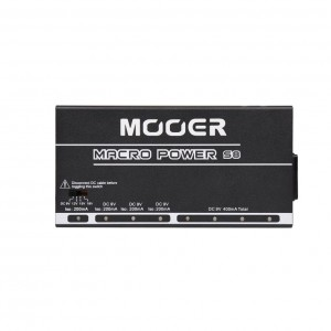 Mooer Macro Power S8 Isolated Power Supply