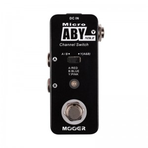 Mooer Micro ABY Box MKII