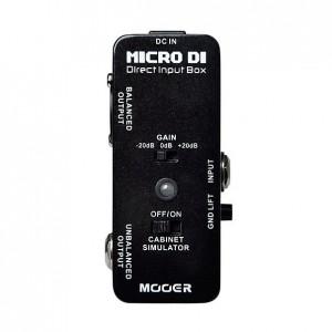 Mooer Micro DI Box (Direct Input)