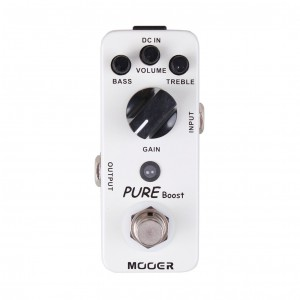 Mooer Pure Boost with EQ