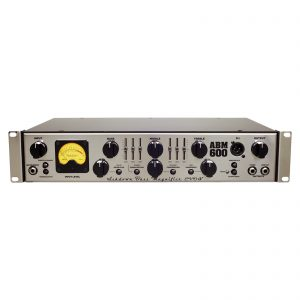 Ashdown ABM-600RC-EVO IV Bass Amp Rack Mount