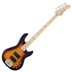 G&L M-2000 Tribute Series – 3-Tone Sunburst