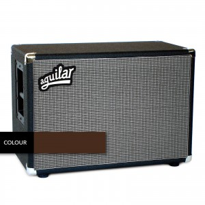 Aguilar DB 210 10″ Bass Cab 4 Ohm – Chocolate Thunder