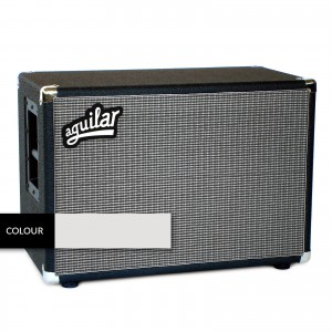 Aguilar DB 210 10″ Bass Cab 4 Ohm – White Hot