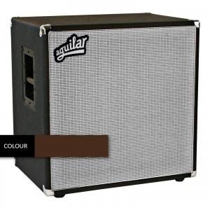 Aguilar DB 212 12″ Bass Cab 4 Ohm – Chocolate Thunder