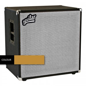 Aguilar DB 410 10″ Bass Cab 4 Ohm – Boss Tweed