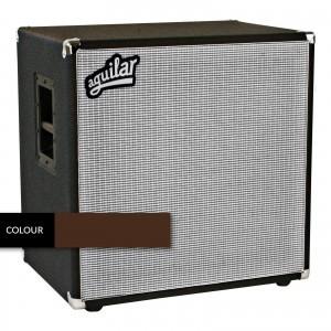 Aguilar DB 410 10″ Bass Cab 4 Ohm – Chocolate Thunder