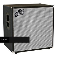 Aguilar DB 410 10″ Bass Cab 4 Ohm – Classic Black