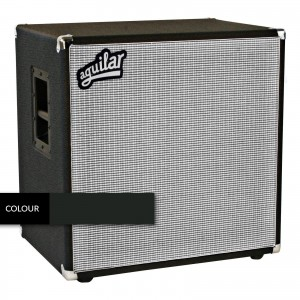 Aguilar DB 410 10″ Bass Cab 4 Ohm – Monster Green