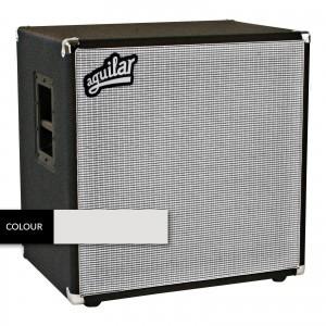 Aguilar DB 410 10″ Bass Cab 4 Ohm – White Hot