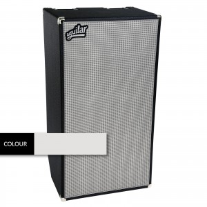 Aguilar DB 810 10″ Bass Cab 4 Ohm – White Hot