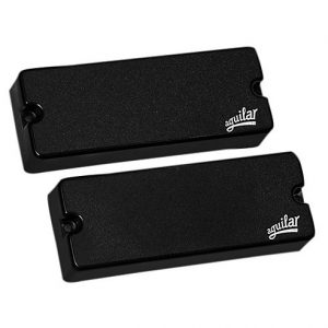 Aguilar DCB Soap Bar Pickup Set (G4 Size)