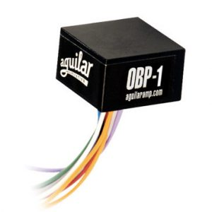 Aguilar OBP-1 Bass Preamp (1 stackpot)