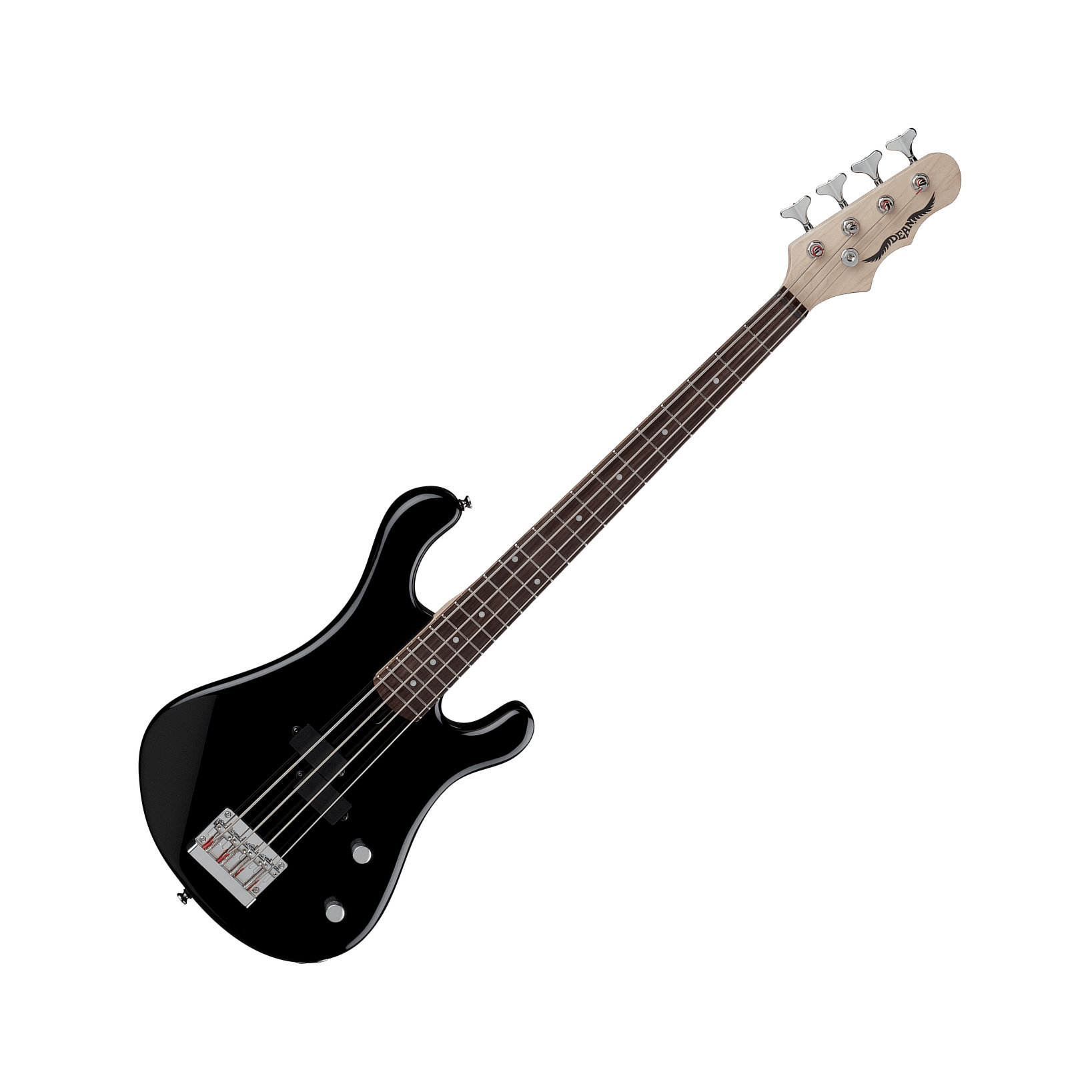 Dean hillsboro junior classic black house of bass for Classic house bass lines