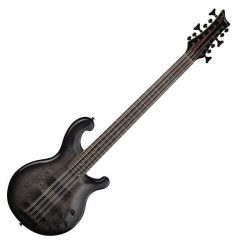 Dean Rhapsody 12 Trans Black Bass