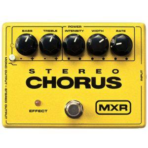 MXR Stereo Chorus Pedal (M134)