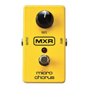 MXR Micro Chorus Pedal (M148)