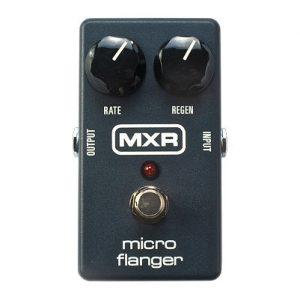 MXR Micro Flanger Pedal (M152)