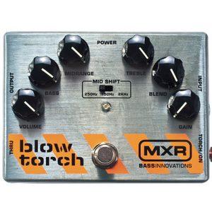 MXR Blow Torch Bass Distortion (M181)