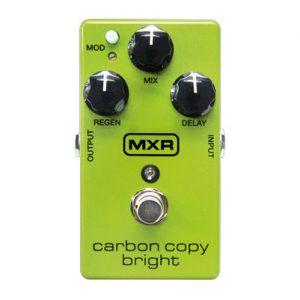 MXR Carbon Copy Bright Analog Delay (M269)