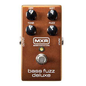 MXR Bass Fuzz Deluxe (M84)