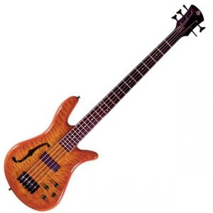 Spector Spectorcore 5 Amberburst Bass