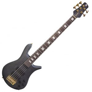Spector Euro 5LX TW Black Stain Matte