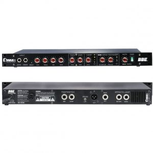 BBE BMAX-T Tube Bass Preamp