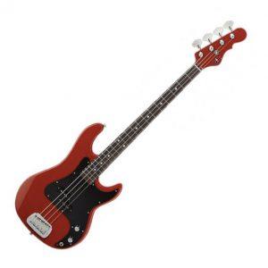 G&L USA LB-100 Bass – Cranberry Red