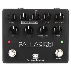 Seymour Duncan Palladium Gain Stage (Black)