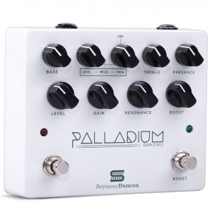 Seymour Duncan Palladium Gain Stage (White)