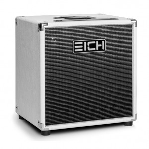 Eich 112XS Bass Cabinet (White / 4 Ohm)