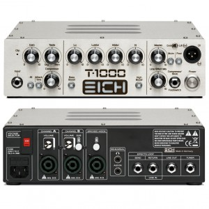 Eich T-1000 Bass Amp