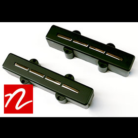 Nordstrand BJB4 Jazz Bass Blade Pickup Set (Warm)