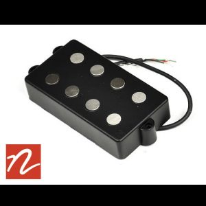Nordstrand MM4.4 Humbucker Bass Pickup (Quad Coil)