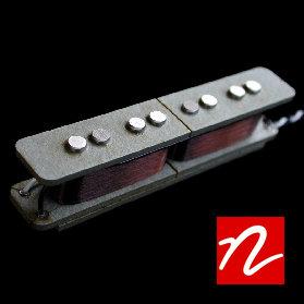 Nordstrand NJ4SE Jazz Bass Split Coil Pickup (Humcancelling)