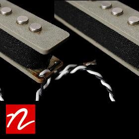 Nordstrand NJ5F Jazz Bass Single Coil Pickup Set