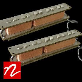 Nordstrand NJ5FS Jazz Bass Single Coil Pickup Set